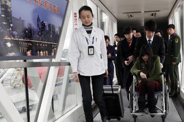 孕妇候车突感不适 榆林火车站客运员细心照顾暖人心