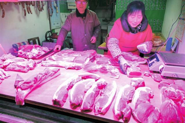 西安肉蛋副食品琳琅满目销售旺 辣椒面销量大增