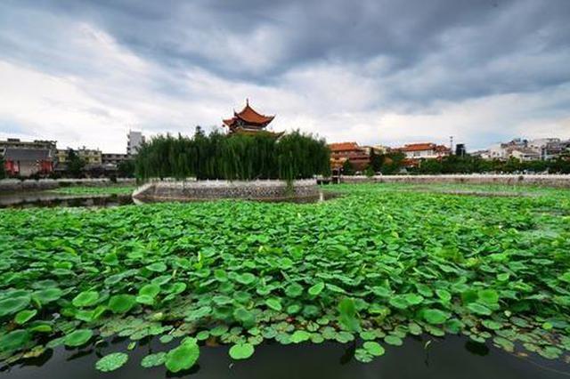 莲湖公园迎新春文化活动火热开启 活动将持续至1月22日