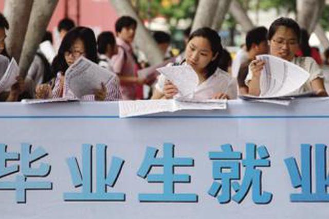 陕2019年高校毕业生就业率89.08% 近6成在陕就业