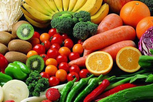 陕西肉禽蛋蔬菜价格上涨 生猪平均售价每公斤34.15元