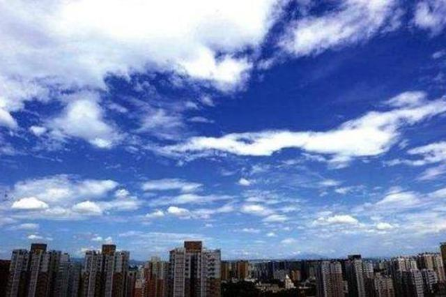2019年陕西省平均优良天数265.3天 同比增加1.3天