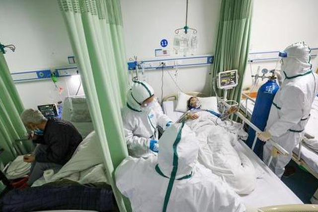 西安交大一附院援武汉医疗队完成无负压吸引气管插管