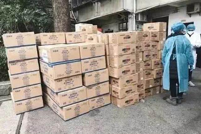 """陕西2万袋""""安心裤""""捐赠武汉一线女性医护人员"""