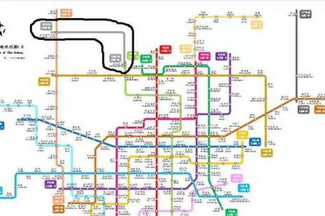 西安地铁14号线站名公开征意见 西起北客站东至贺韶村