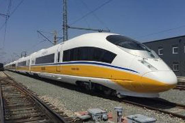 """根据政府和企业需求 返岗复工企业可申请""""定制列车"""""""