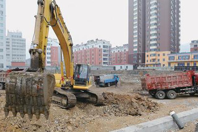 陕西175个省级重点建设项目开复工