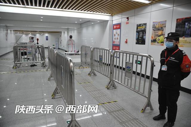 3月2日起西安北至机场城际中间7站恢复运营