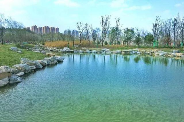 下月西安又有新公园开园,在你家附近吗?