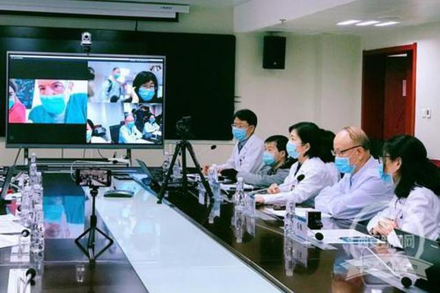 西安交大一附院医疗队向美国医疗机构分享抗疫经验