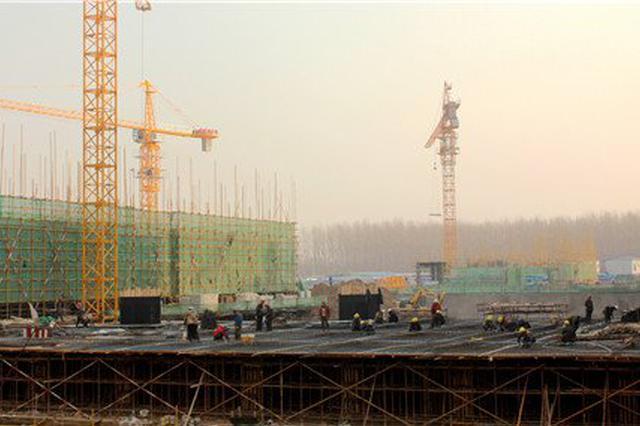 定边县45个重点项目集中开工复工 总投资178.55亿元