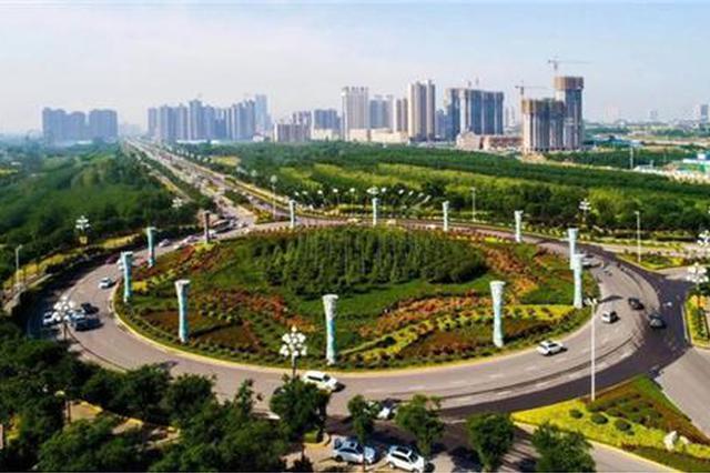今年3月韩城市空气质量排名关中地区第一名