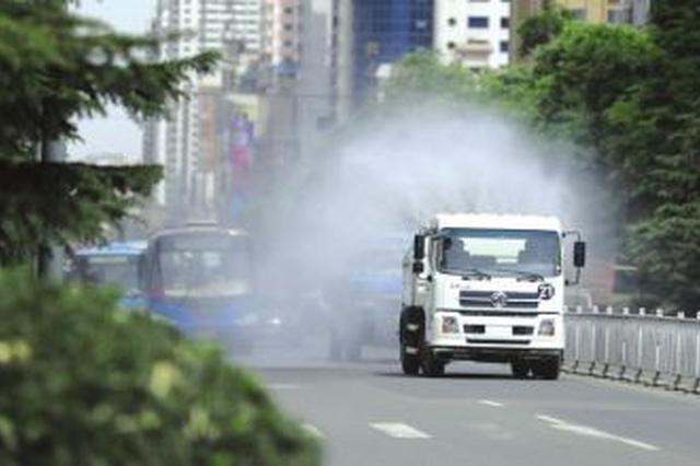 西安通报3月道路扬尘监测结果 碑林区最干净