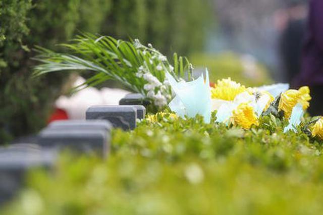 清明节假期首日各地群众祭扫活动安全有序