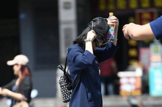 西安未来几天气温持续上升 9日最高26℃