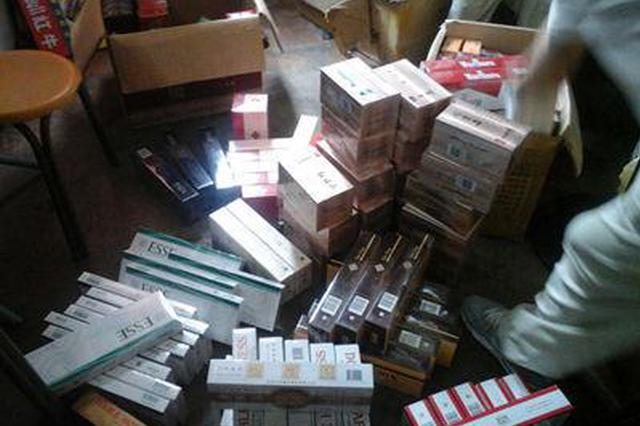 汉中破获特大网络非法经营卷烟制品案 涉案金额达2.66亿元