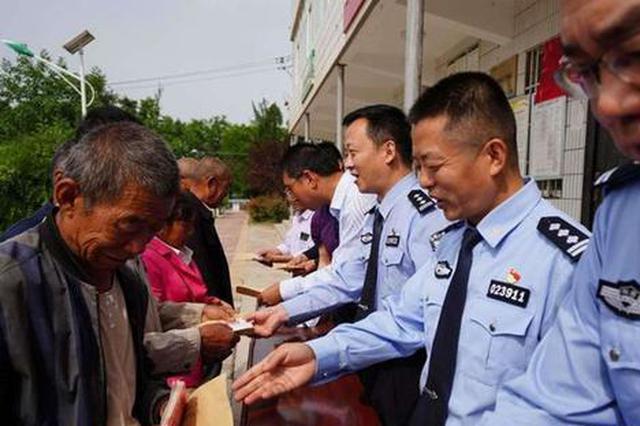 66名农民工被拖欠7.8万余元工资 宝鸡金台警方帮追回