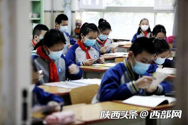 西安2020年初中学生综合素质评价涉及六维度