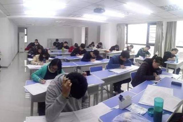 陕西职教单招本科专业技能考试29日开始 共七个考点