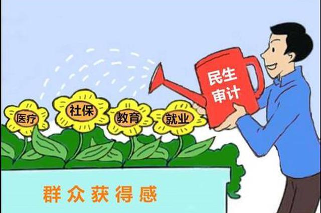 今年陕西省进一步强化民生审计 促进各项惠民政策落实