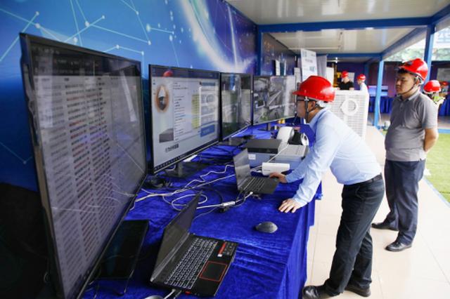 陕首次运用智慧工地岗前筛查系统 可生成心智健康报告