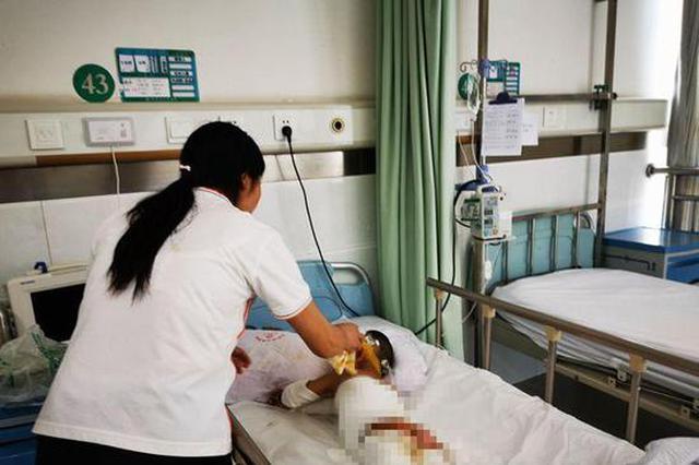 安康儿童烧烫伤患者增多 给娃洗澡时应做好科学防范