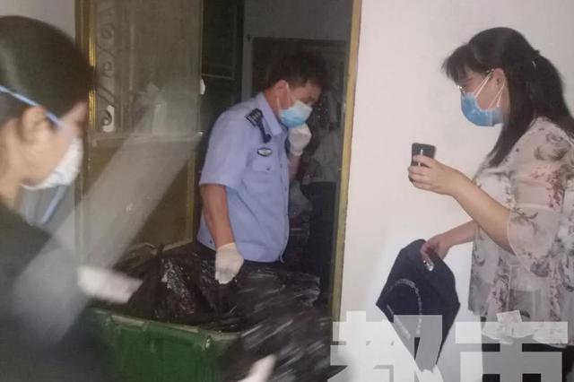西安一独居老人数月无踪影 家中飘恶臭居民报警