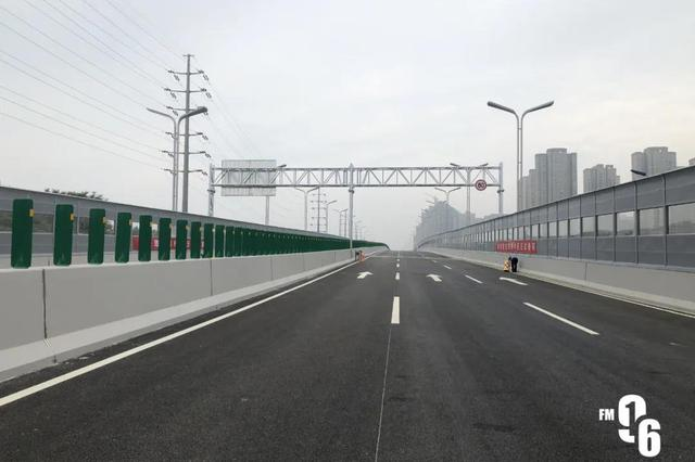 """西安朱宏主线桥通车 项目建成后""""半小时出城、一小时出市"""""""