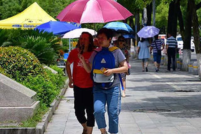 预报!高考期间西安、咸阳等地将迎来36-38℃高温