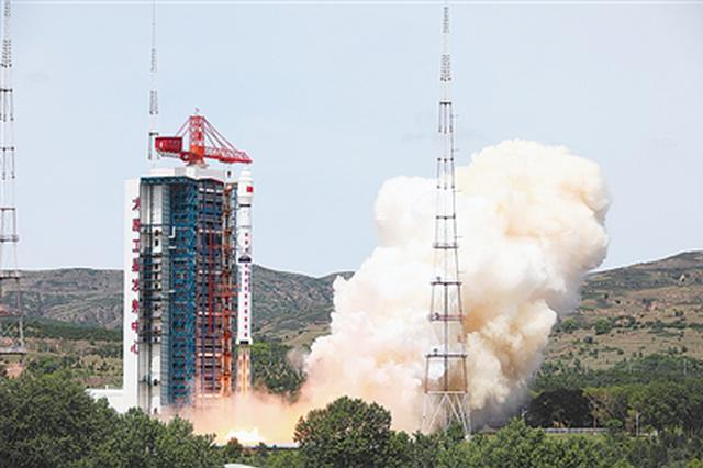 陕西航天为高分多模卫星成功发射立新功 能拍摄高清图像