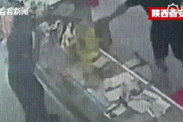 西安一村民泼汽油烧农资店 事发前曾分三次给车加油
