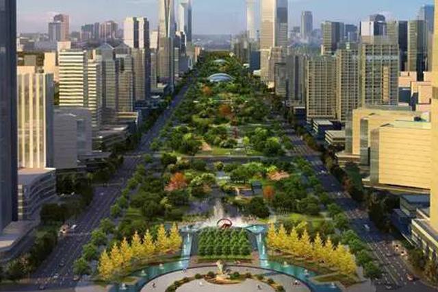 西安幸福林带明年7月对外运营 绿化工程今年完成90%