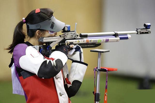 陕西省吹响全运会冲锋号 射击射箭有4枚金牌任务