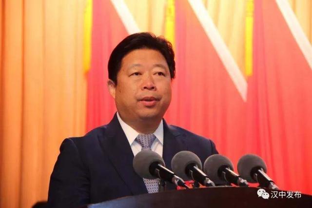 方红卫拟任汉中市委书记 曾任宝鸡市副市长