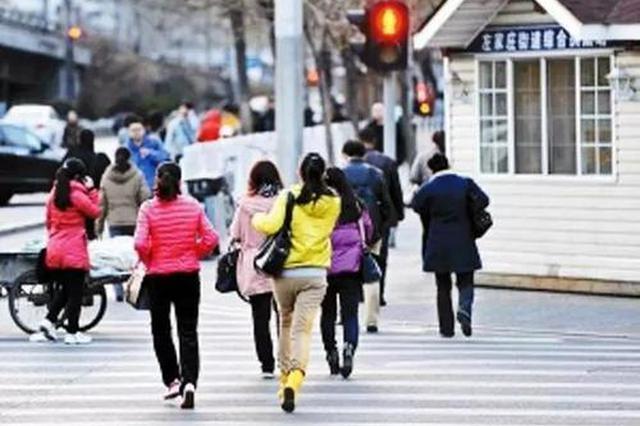 西安启动文明交通专项整治 行人闯红灯处罚20元