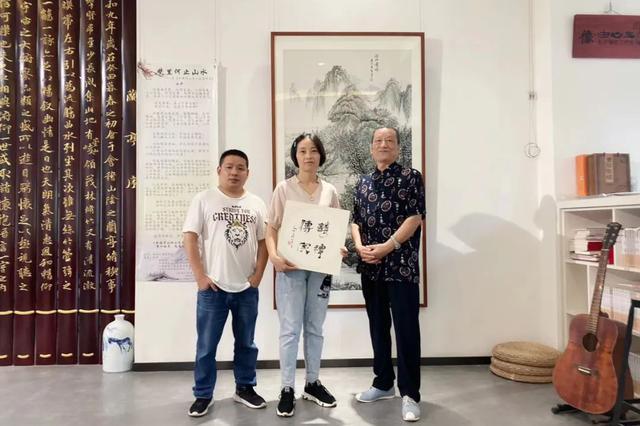 朱雅萍山水小品签约展(二)