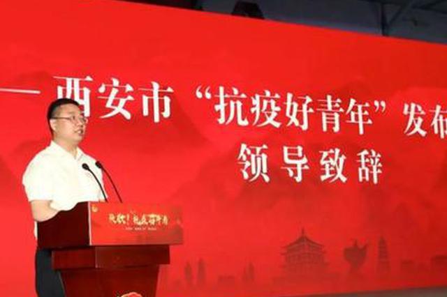 """灞桥两名民警荣获西安""""抗疫好青年""""称号"""