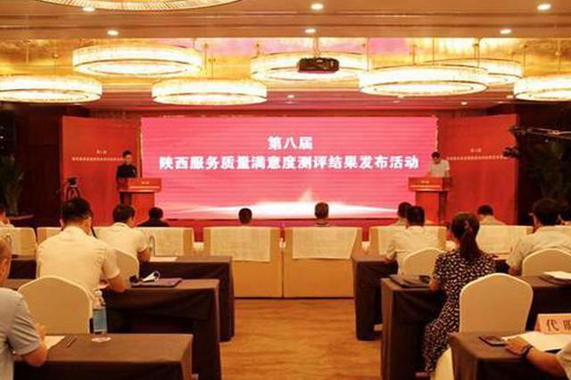 涉12个行业89家企业!陕西顾客满意度测评结果揭晓