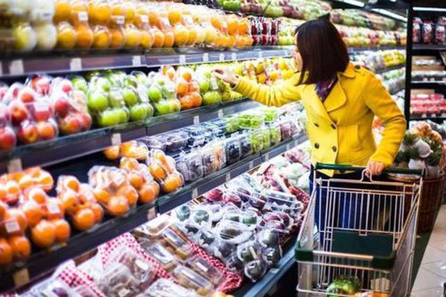 陕西八月第5周生活必需品市场供应充足