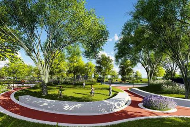 西安计划新增2座城市公园 改造提升绿地300万平方米