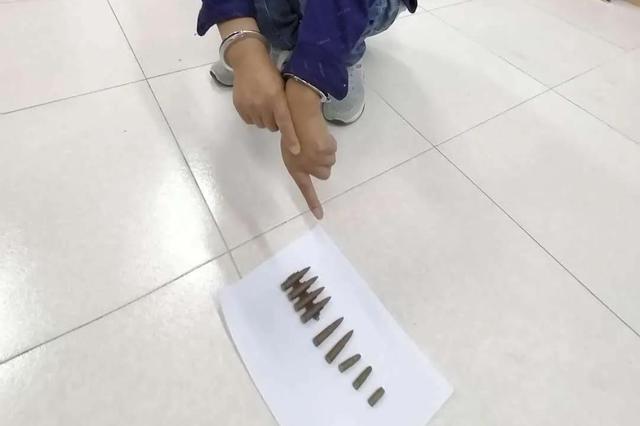 惊了!男子携带8发子弹登机!威尼斯人游戏棋牌机场紧急处理