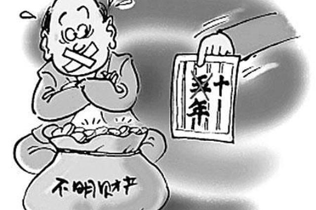 榆林能源局原局长秦林惠被指控受贿上千万元 巨额财产来源不明