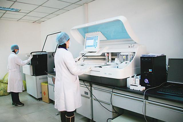 中国西部科技创新港大型仪器设备共享实验中心启用