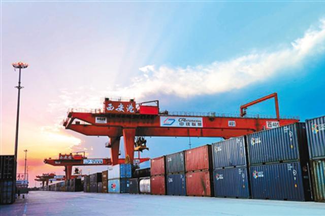 西安港成为我国内陆地区最大整车进口口岸