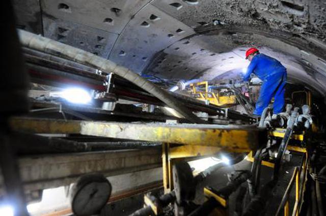 西安地铁2号线二期工程进入盾构施工
