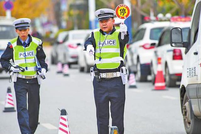 西安交警启动加强型勤务 主干道5分钟接处警