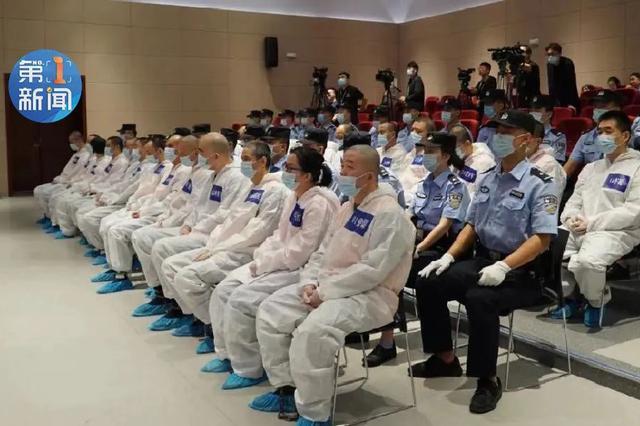 西安三兆村26人涉黑案开审 涉嫌9项罪名17起犯罪事实