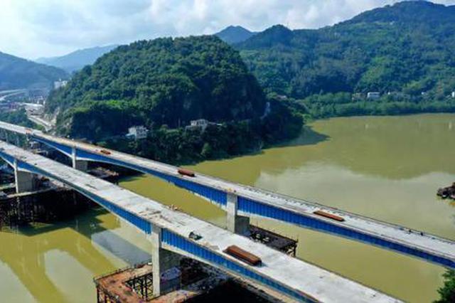 陕西又一条高速全线贯通!预计年底通车