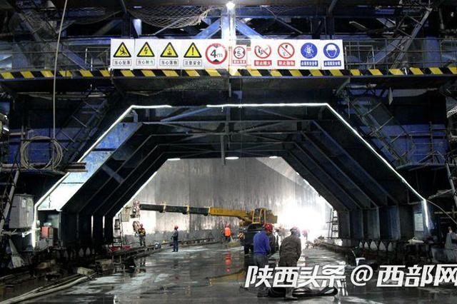 陕西东庄水利枢纽预计明年10月启动坝体施工