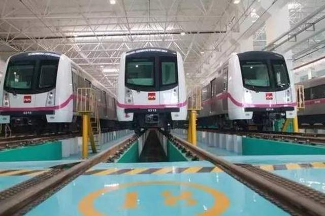 """西安地铁14号线通信""""动脉""""顺利接通"""